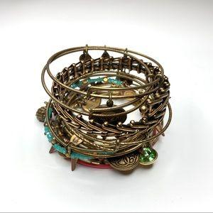 Lot of 12 Bangle Bracelets
